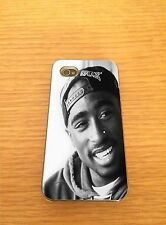 Tupac Shakur Iphone Hard Case Cover - Fits 4,5,5c  2Pac Smiling