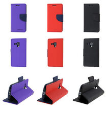 Mercury Diary Wallet Flip Case Cover for Samsung Galaxy S Duos 2 S7562 S7582
