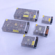 Nuevo 12V 2A/3A/5A/10A/15A Regulated Switching Power Supply For LED Strip Lights