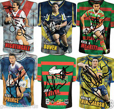 2009 CHAMPIONS PERSONALLY SIGNED PARALLEL JERSEY CARDS HINDMARSH, SUTTON COOPER