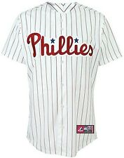 Philadelphia Phillies MLB Majestic Home Replica Baseball Jersey Big & Tall Sizes