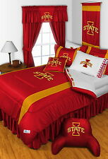 Iowa State Cyclones Bed in a Bag Curtains & Valance Twin to King Size