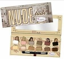 Thebalm the balm Nude'tude Nude Tude Eyeshadow Palette Collection Cosmetic