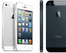 Factory Unlocked Apple iPhone 5 64GB iOS Smartphone 4G GSM Retina White / Black