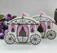 Fairytale Cinderella Enchanted Carriage Wedding Party Candy Favors Box Gift New