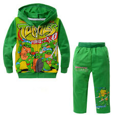 Winter Teenage Mutant Ninja Turtles Children clothes set boys winter clothing