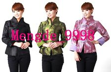 Gorgeous Women Jacket/Coat Chinese-style Costumes Women Tang Suit 3 Color M031