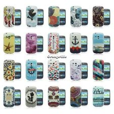 TPU Soft Painted Case Rubber Gel Silicone Cover Back Shell For Samsung Galaxy