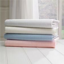 Cot Bed 100% Cotton Jersey Fitted Sheet. Size 140cm x 70cm Luxury Soft Beautiful