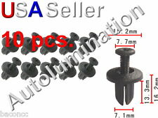 Pillar Garnish Side Trunk Lining Push Retainer Honda 91550-SH3-003 Rivet Clip