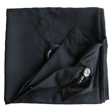 Specially Made Buddhist Black Color Manyi Kesa Robes Buddhism Meditation Gown