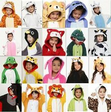 Children's Animal Onesie Fancy Dress Costume Boys Kids Smiffys Book Week