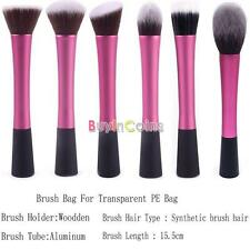 Donne Pro Pennelli Make Up Powder Pennello Blush Brush Cosmetici Trucco Tool