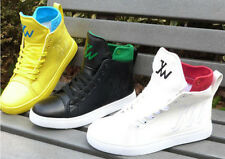 New Fashion Men's High-top Boots Casual Sneakers Ankle Boot Board Shoes T35