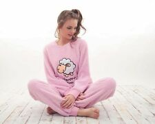 Winter Pajamas Funny Women ADMAS VERY HOT Pink Gift Case