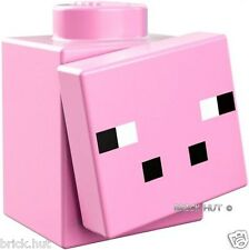 LEGO MINECRAFT - MICROMOB PIG FIGURE + FREE GIFT - BESTPRICE - NEW