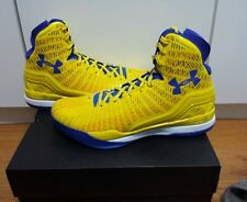 Under Armour UA Clutchfit Drive MENS SIZE 7.5-13  Stephen Curry 46931791 YELLOW