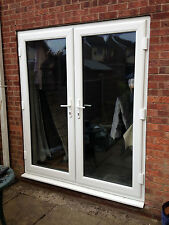 uPVC French Doors - White, Oak, Rosewood, Grey, Black - New French Patio Doors