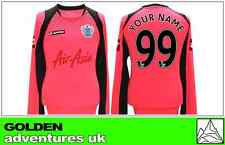 *12 / 13 - LOTTO ; QPR 4th KIT GK SHIRT LS / PERSONALISED = XXL*