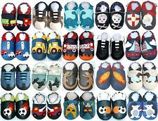 Free shipping Soft Sole Leather Baby Infant Kids Children Boys Shoes 0 - 3Y