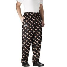 Chefwear 3500-87 Ultimate Chef Pant Flying Pigs all sizes XS-5XL NEW!