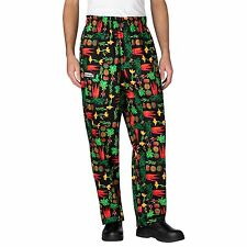 Chefwear 3500-207 Ultimate Chef Pant Veggies all sizes XS-5XL NEW!
