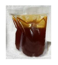 DARK HONEY WITH HONEYCOMB  BITS 100%  PURE, RAW & NATURAL ( Stand-Up Pouch )