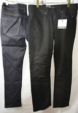 Calvin Klein Women's Skinny Leg Jeans Black Wash or Denim NWT