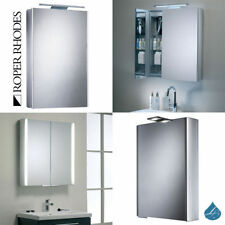 Roper Rhodes Ascension Designer Bathroom Mirror Cabinet Range Illuminated Design