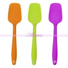 Silicone Cake Spatula Bakeware Large Unity Mixing Spoon Pastry Cooking Utensils