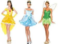 Pixie Dust Tinkerbell-Glass Slipper Cinderella-Enchanting Belle Womens Costumes