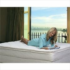 Wolf Super Rest Deluxe Ortho Back Aid Pillow Top Mattress Mattresse
