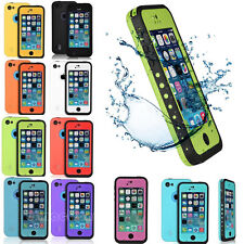 Newest Waterproof Shockproof Heavy Duty Durable Hard Cases Cover For iPhone 5C