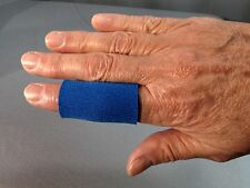 NEW! The Finger Buddy. Finger brace for arthritis pain relief. Made in USA.