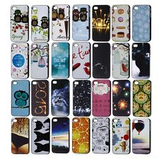 "Fashion Painted Pattern PC Hard Case Back Cover for iPhone 4 S 5 5S 6 4.7""/5.5"""