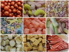 ASSORTED OLD FASHIONED SWEETS (LOW POSTAGE, WE POST UP TO 600g FOR ONLY £1.30!)