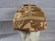 5 x British Military Army Desert DP Camouflage Kevlar Mk6 Helmet Covers