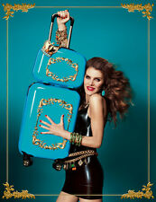 New ANNA DELLO RUSSO FOR H&M trolley/travel bag+ beauty/makeup case SET of 2