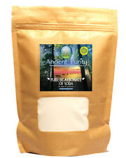 "Bicarbonate of Soda 500g - ""Pure Food Supplement"" (No Aluminium) Natural Health"