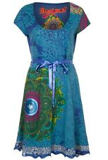 NEW DESIGUAL LADIES YOLANDA SHORT SLEEVE DRESS