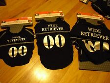 New ! Pet Costume Wide Retriever Tee 00  Dog Clothes for Pets Only XS  S M L XL