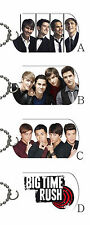 New Big Time Rush Photo Dog Tag Necklace