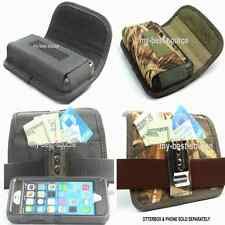 Pouch/Holster Horizontal Metal Clip FOR Otterbox Defender Case Camo OR Black New