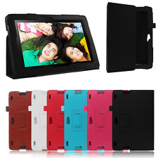 Flip PU Leather Case Stand Cover Skin for Amazon Kindle Fire HDX 8.9