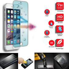 100% Premium Tempered Glass Film Screen Protector For iPhone Samsung Nokia HTC