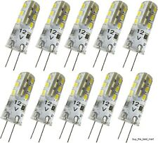 10x G4 1.5W Led Capsule Bulb Replace Halogen DC 12V SMD Light Cool Warm White