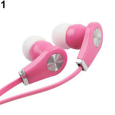 Pretty Nice 3.5mm In-Ear Earbuds Earphone Headset Headphone For iPhone MP3 iPod