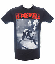 THE CLASH - SMASHING GUITAR - Official Licensed T-Shirt - New M L XL