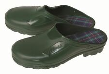 WOMENS & MENS COMFORT PVC CLOG FOR GARDENING LEISURE & OTHER USES