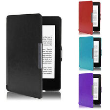 New Ultra Slim Smart Leather Case Cover for Amazon Kindle Paperwhite 5 Excellent